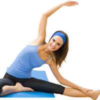 Total body health and fitness yoga